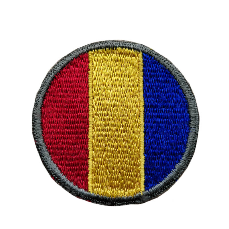 WWII US patch Training and doctrine command