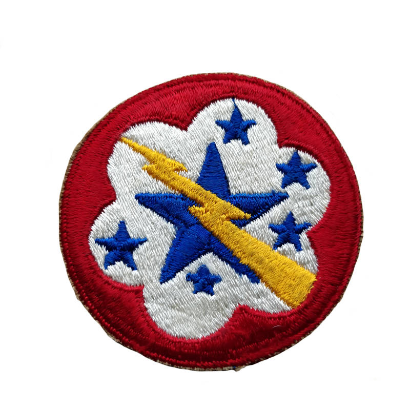 WWII US patch US army service forces western Pacific