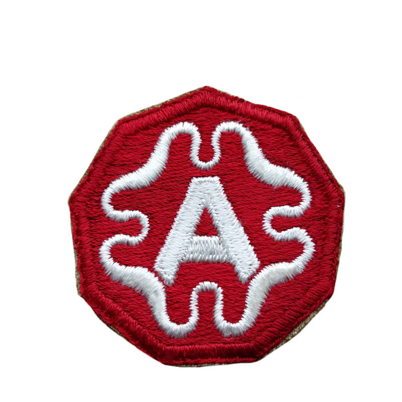 WWII US patch 9th army