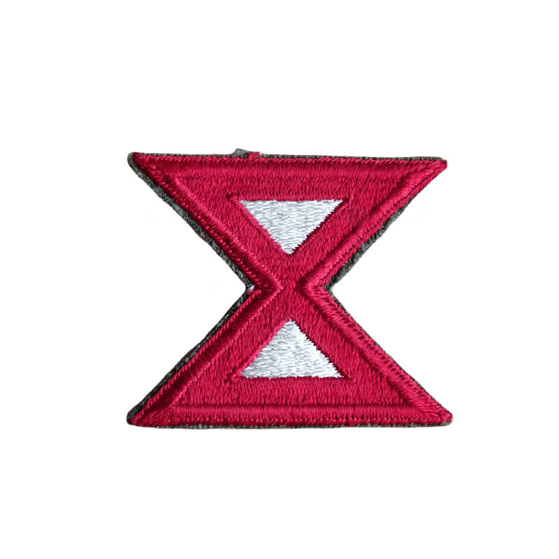 WWII US patch 10th Army
