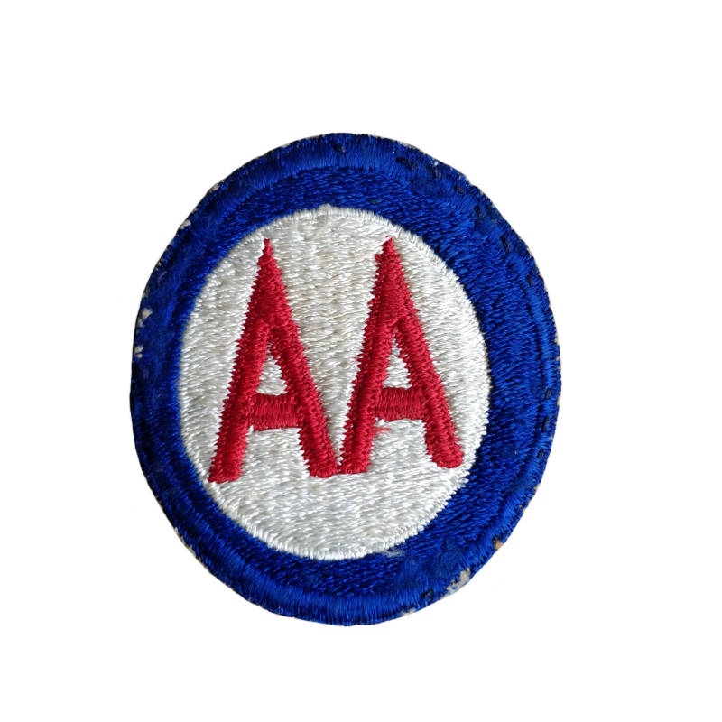 WWII US patch Anti Aircraft Command