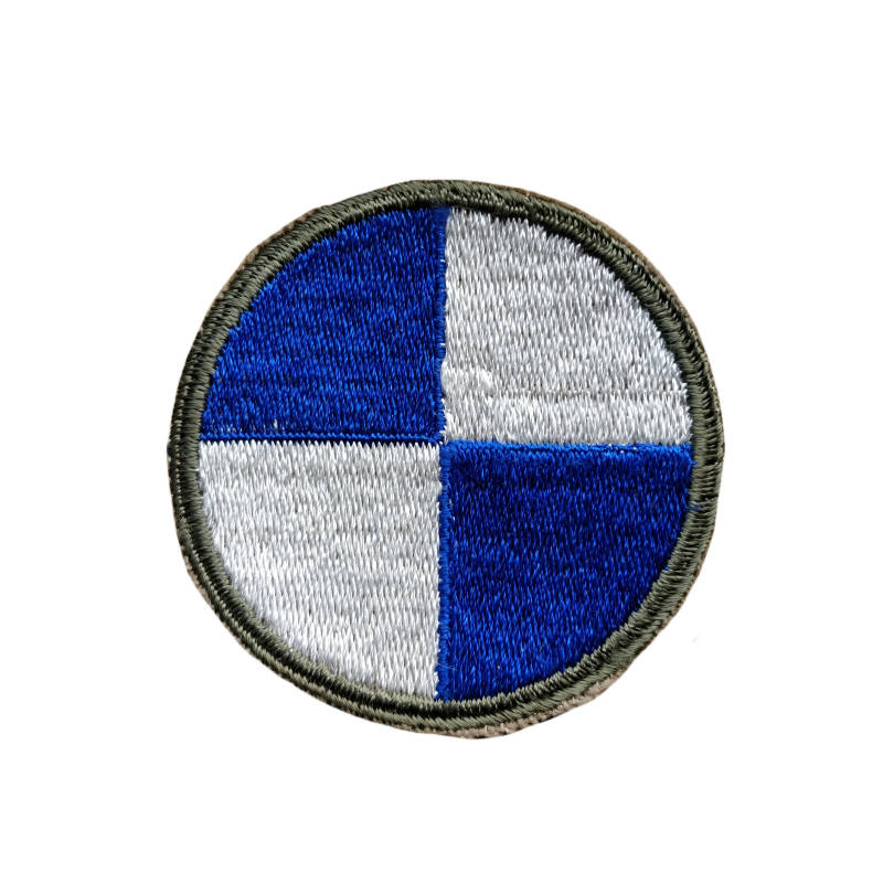 WWII US patch 4th Army corps