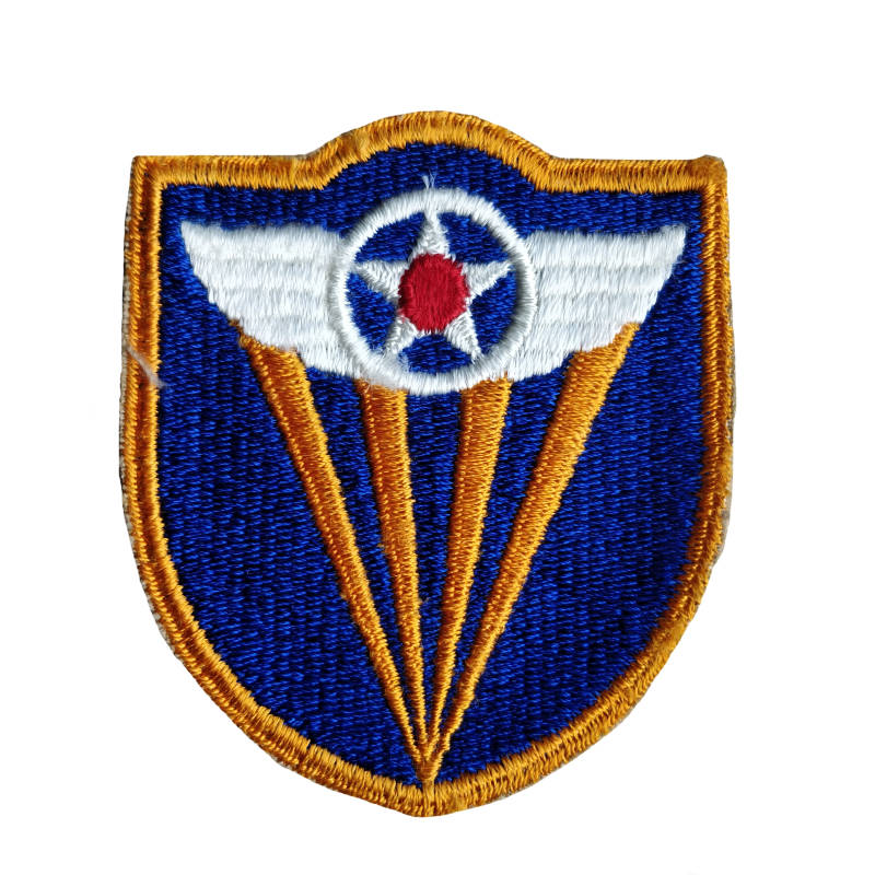 WWII US patch 4th Airforce