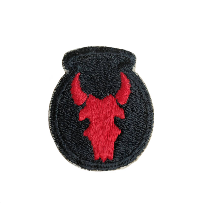 WWII US patch 34e infanterie divisie