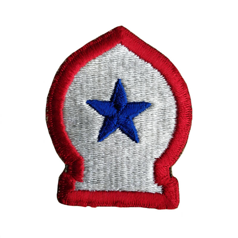 WWII US patch North Africa Theater
