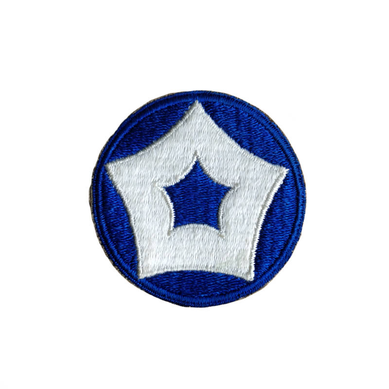 WWII US patch 5th Service Command