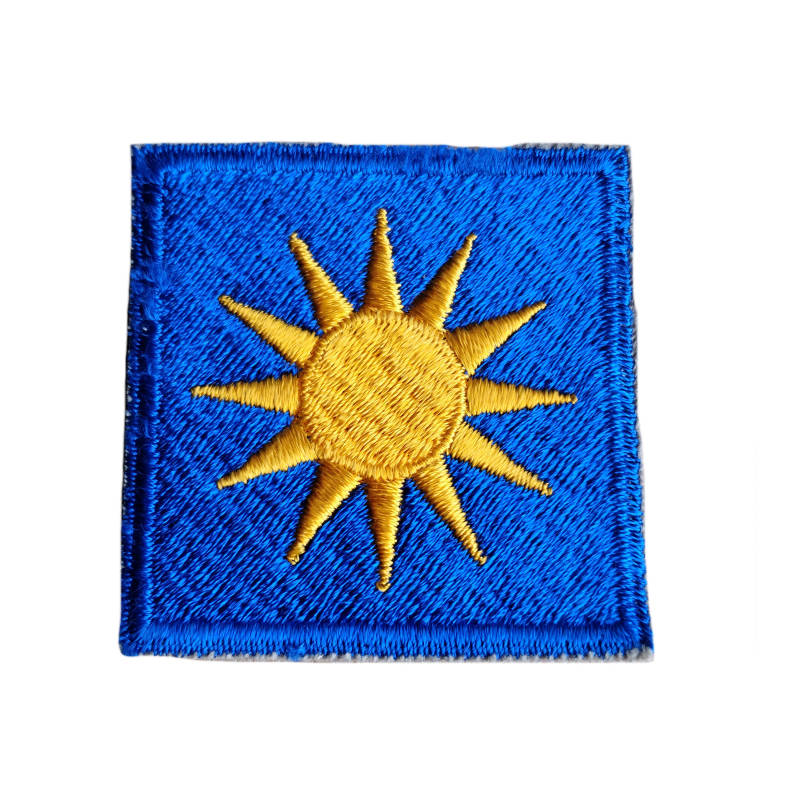 WWII US patch 40e inf div.
