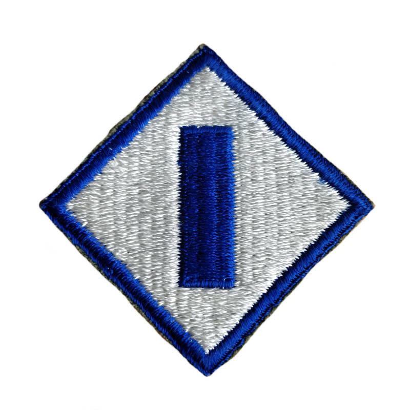 WWII US patch 1st service command