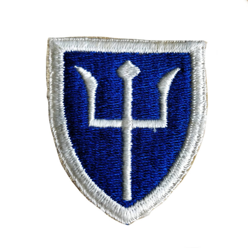 WWII US patch 97e inf. div.