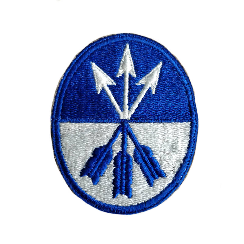 WWII US patch 23rd Army corps