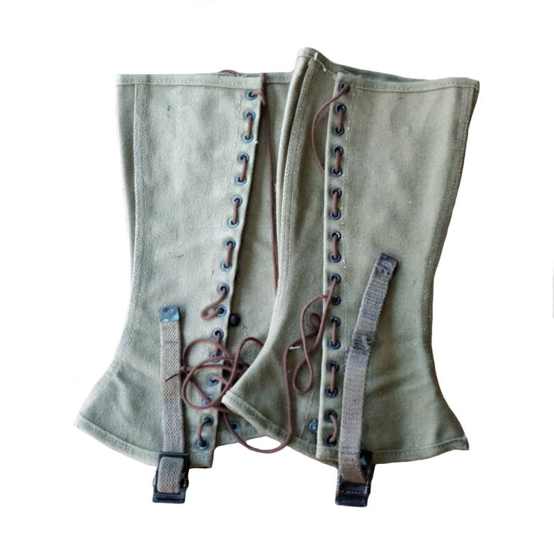 WWII US Gaiters