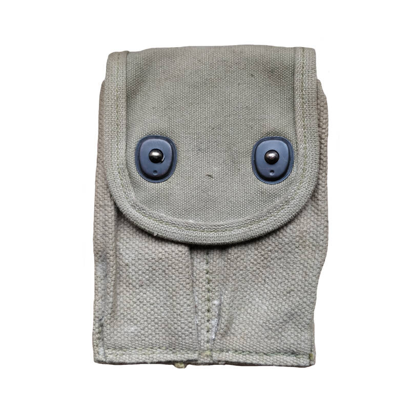 WWII US M1918 colt ammo pouch