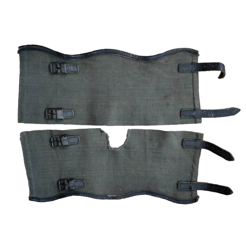 WWII Duitse Gaiters