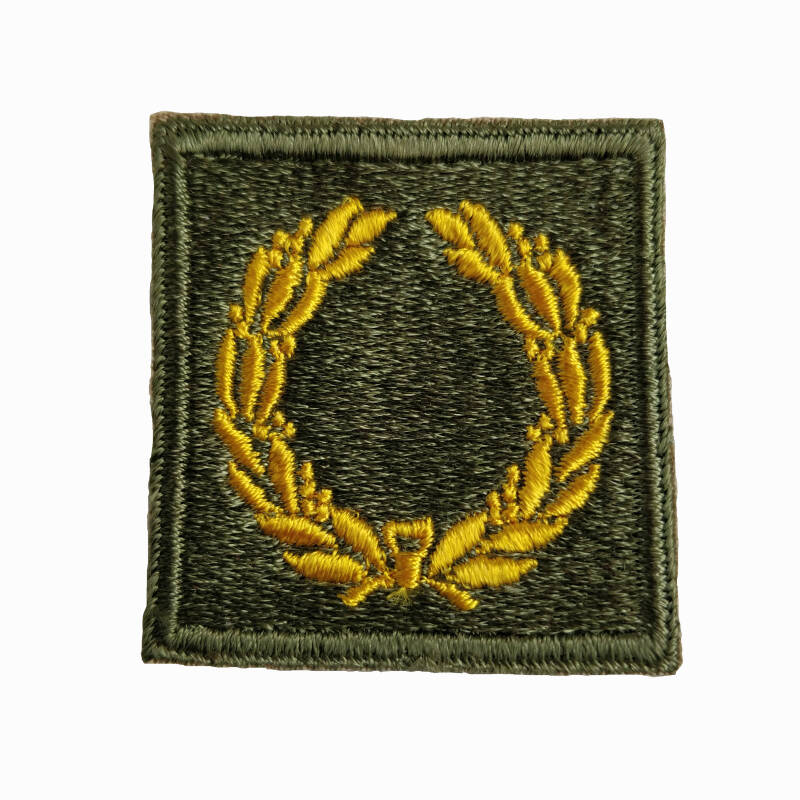 WWII US meritorious patch