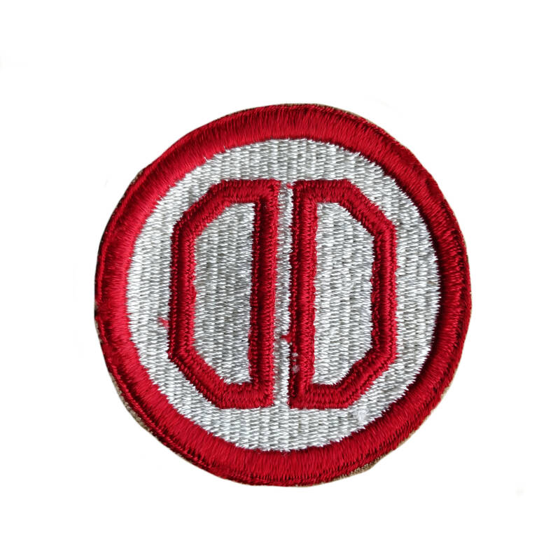 WWII US patch 31e infanterie divisie