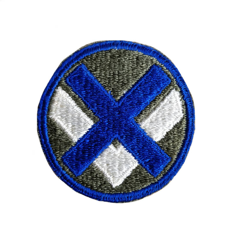 WWII US patch 23e corps