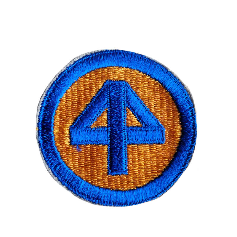 WWII US patch 44e infanterie divisie