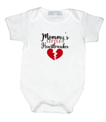 Mommy's little heartbreaker ( Serie 3 D )