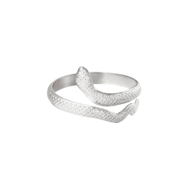 Ring Serpent - Zilver