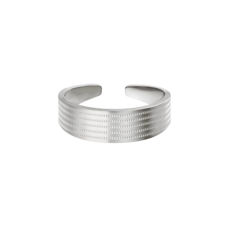Ring For Real - Zilver