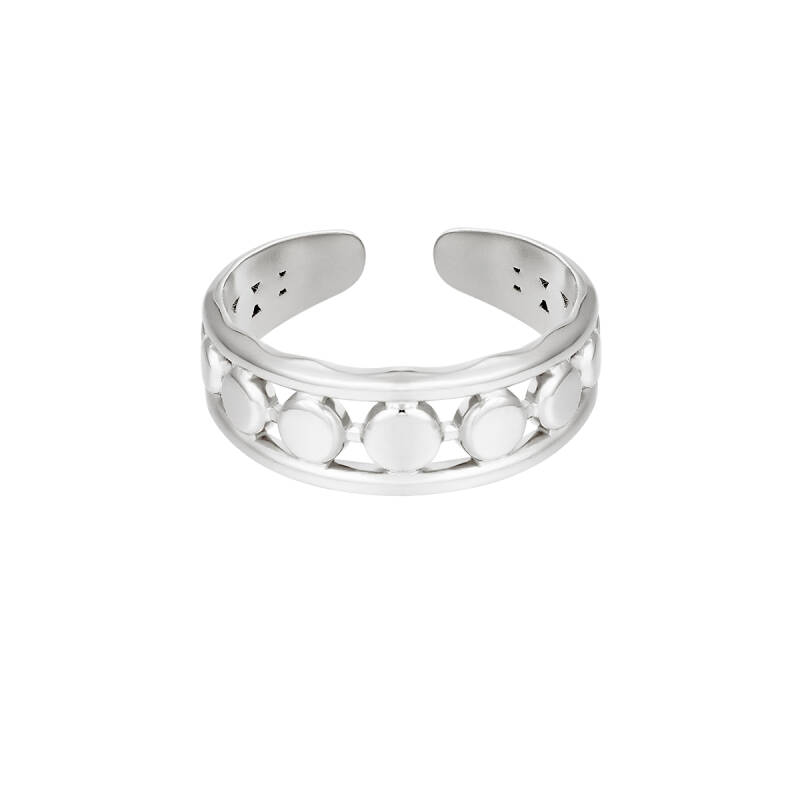 Ring Connected - Zilver