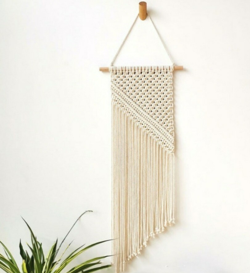 HOME DECORATIE MACRAME