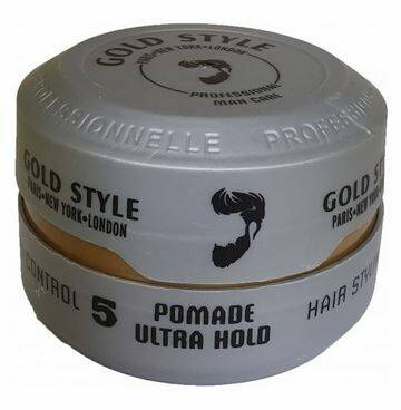 Gold Style pomade