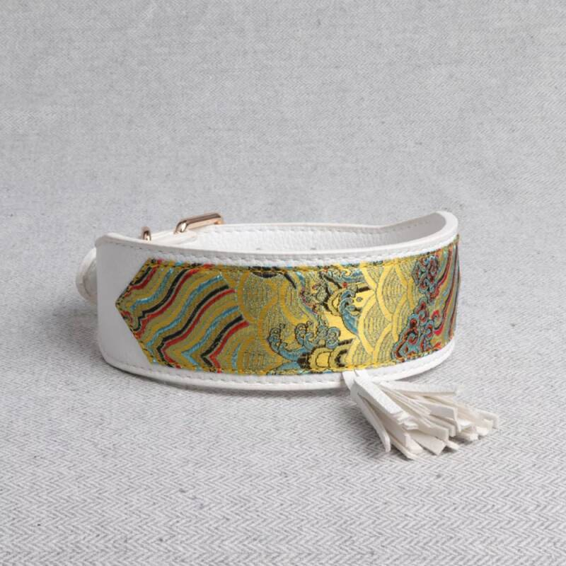 Chinese style collar