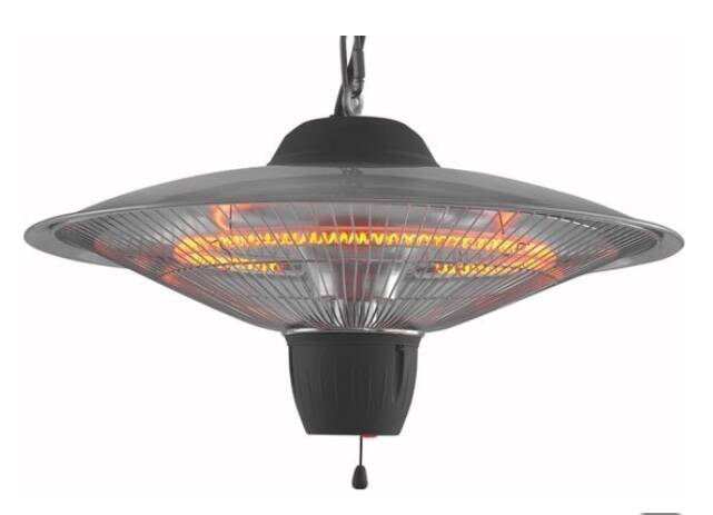 Partytent heater 750W/1500W