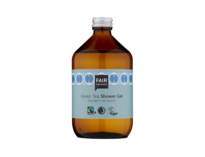 Shower Gel - Green Tea - Zero Waste - 500ml - Green Tea