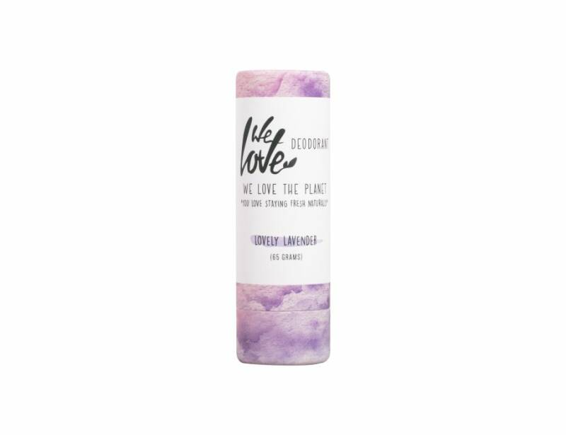 Deodorant Lovely Lavender - Stick -  We Love The Planet