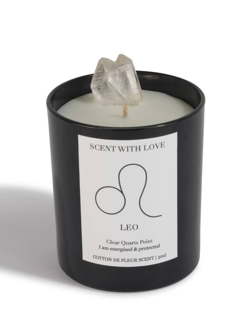 Zodiac Candle | Leeuw | Scent With Love