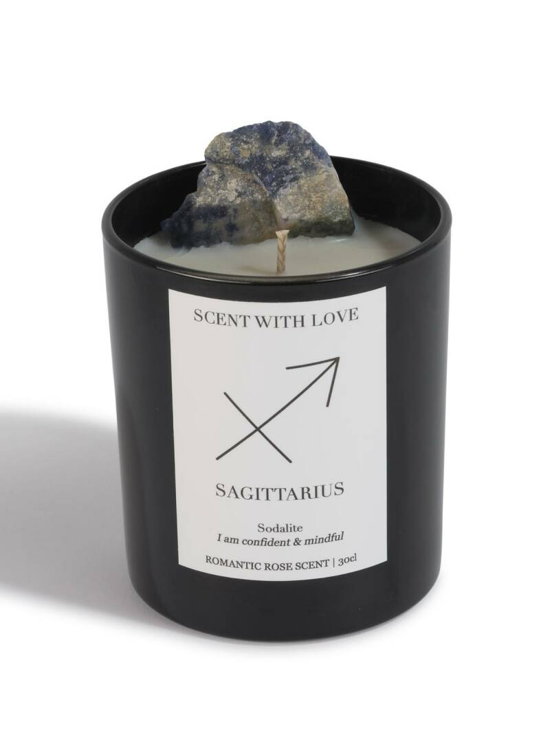 Zodiac Candle | Boogschutter | Scent With Love