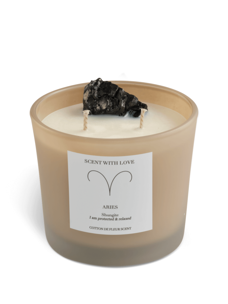 Zodiac Candle | Ram | Scent With Love