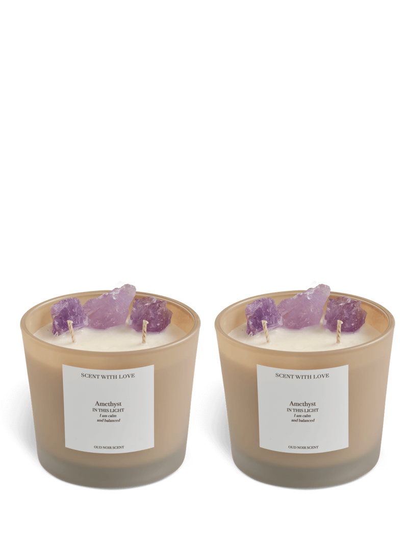 Friendship | Amethyst | Scent With Love