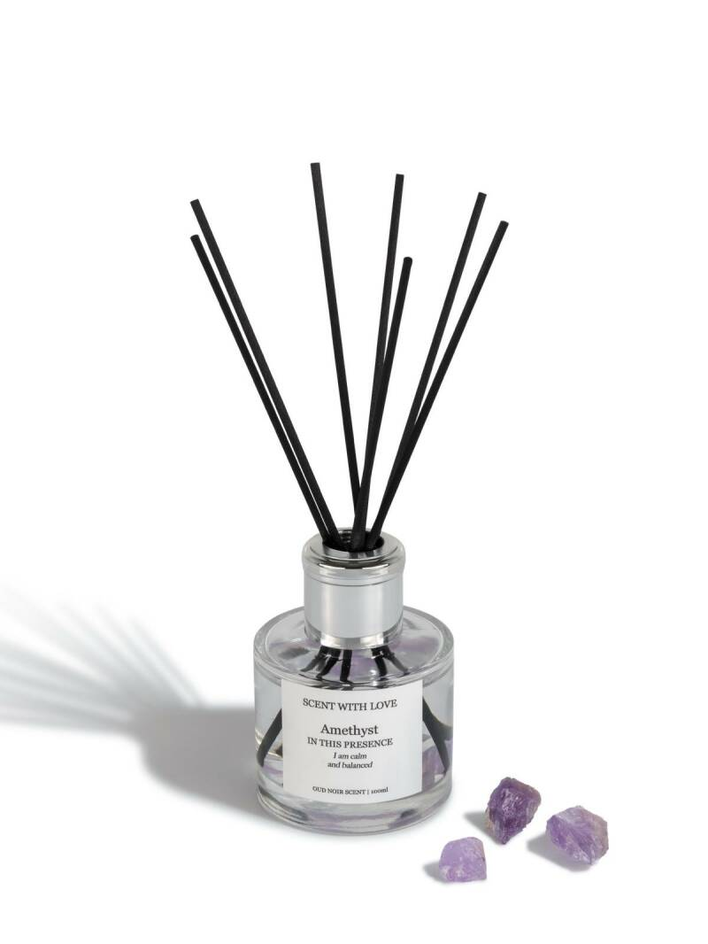 Diffuser Amethyst   Scent With Love