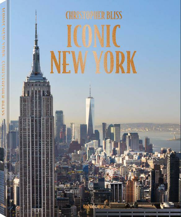 Christopher Bliss Iconic New York    Book