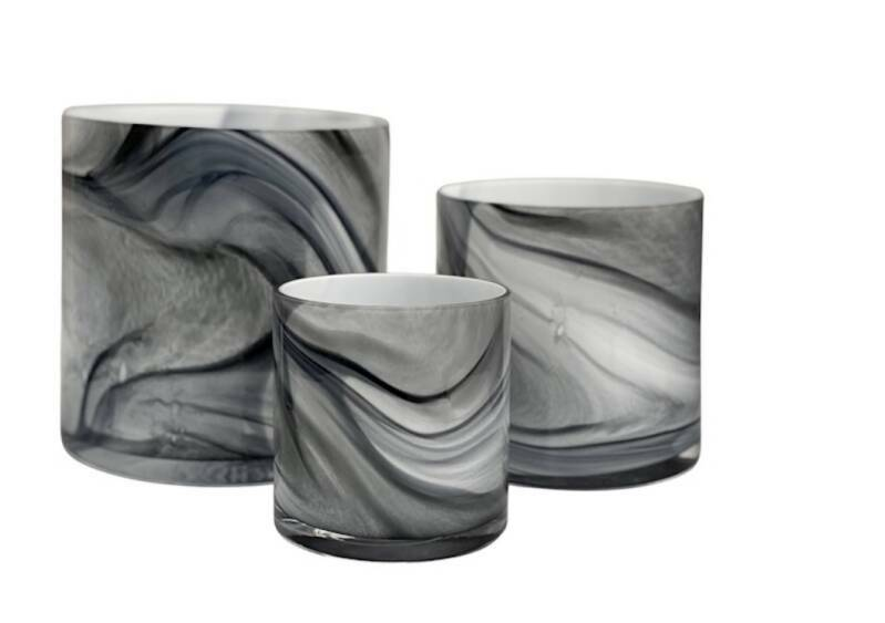 Waxinelichthouder Celtic Marble L |