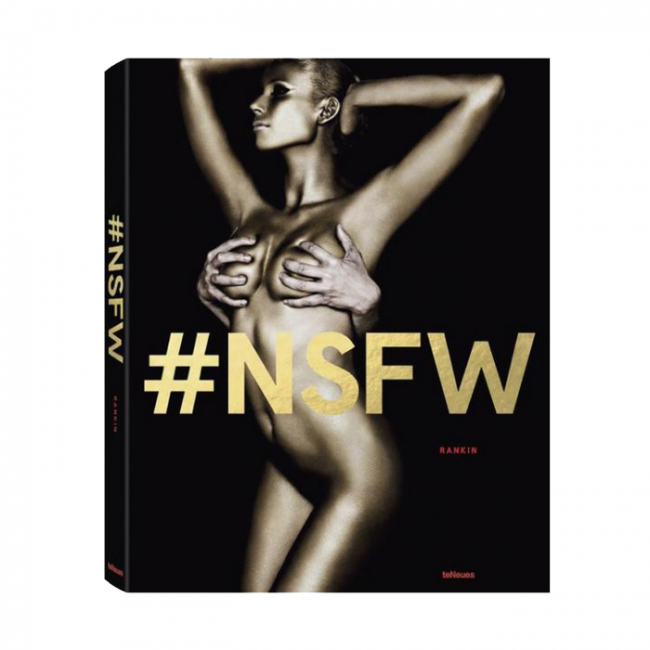 Designer boek Rankin, #NSFW, not safe for work