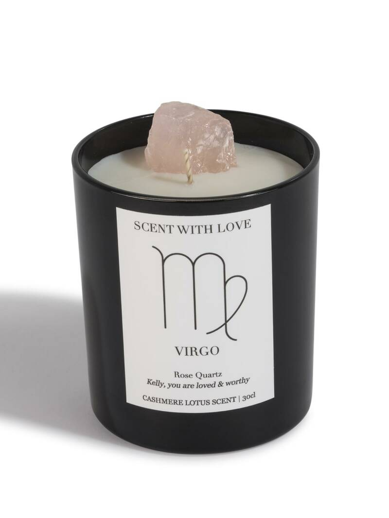 Zodiac Candle | Maagd | Scent With Love