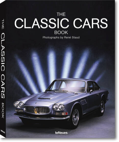 The classic cars book - Small edition    Book