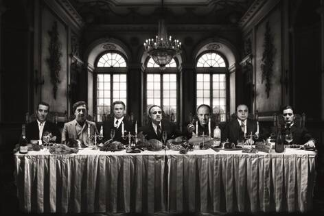 Aluart gangsters last supper