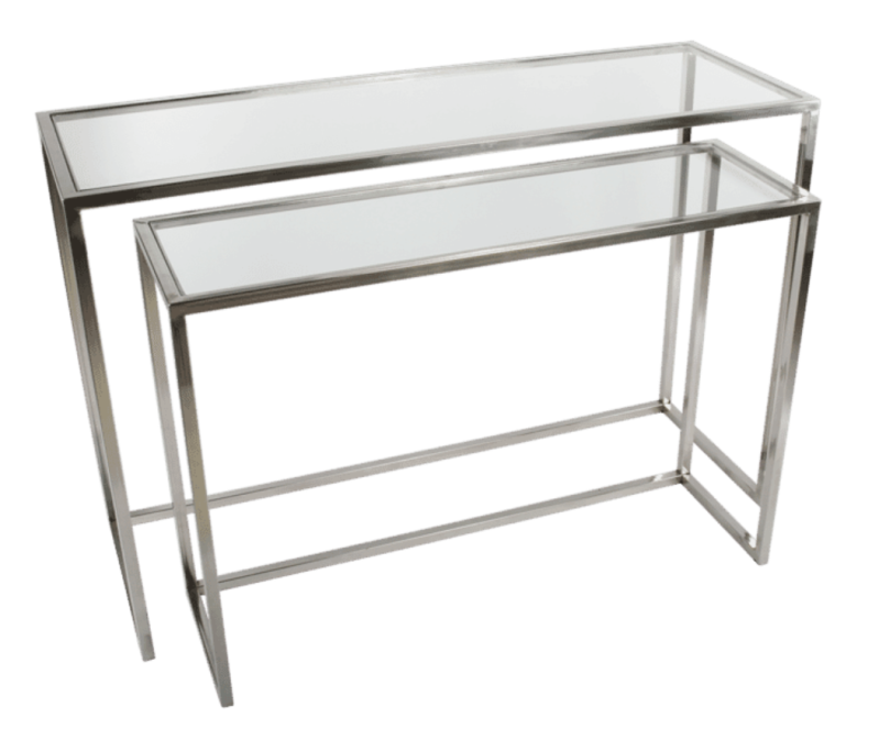 Sidetables Cavallo s2 chroom | Collectione