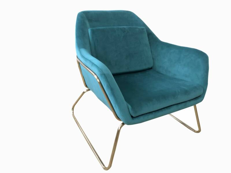 Fauteuil Luzia met GFG | Collectione