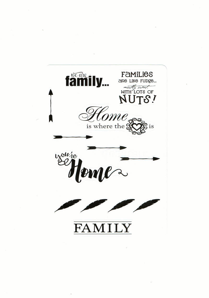 Stickers Family