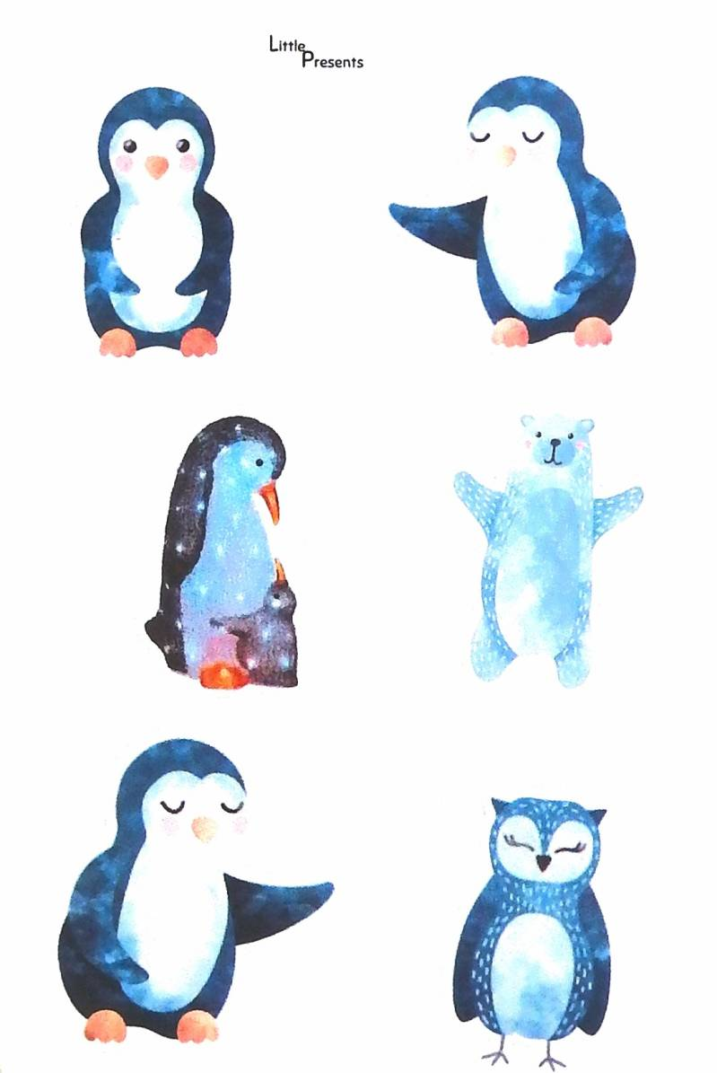 Stickers Pinguin