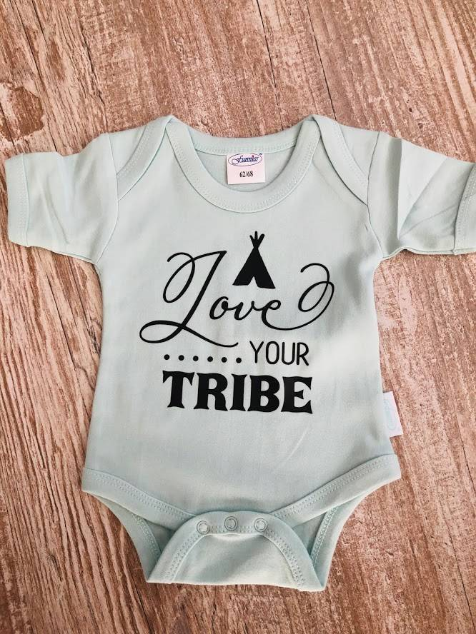 """Romper """"Love your tribe"""""""