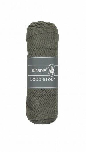 Durable Double Four Charcoal