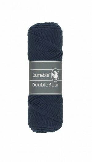 Durable Double Four Navy