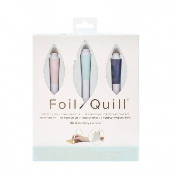 Foil Quill Freestyle Pen All in One Kit